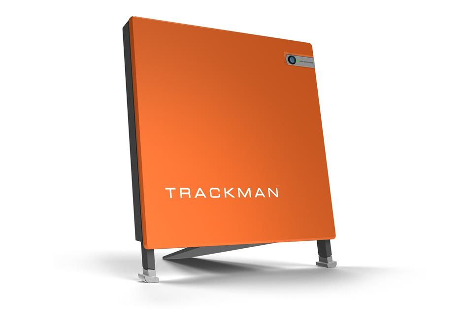 TrackMan uses missile-tracking technology to track the launch and trajectory of a golf ball. (TrackMan)