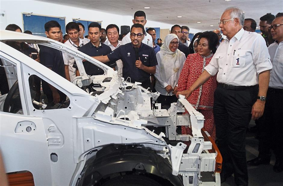 Pressure piling on new Proton CEO | The Star Online