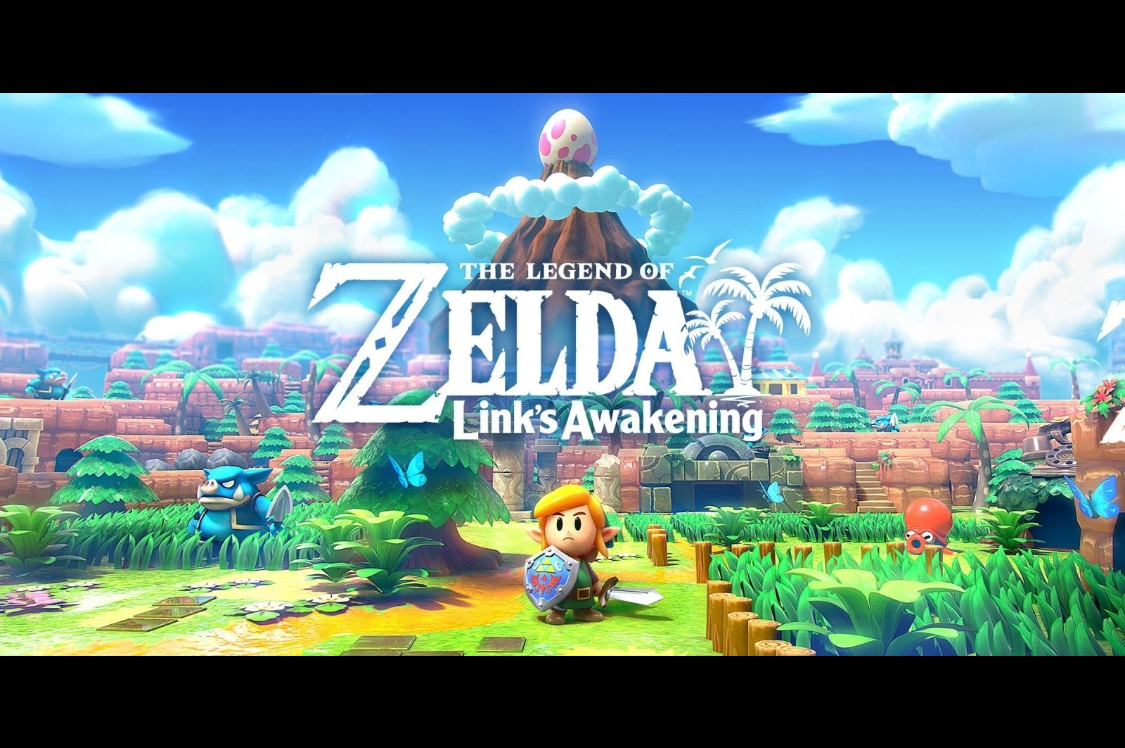 The Legend Of Zelda: Link's Awakening brings a comprehensive update to one of the series' best games. u2014 AFP Relaxnews