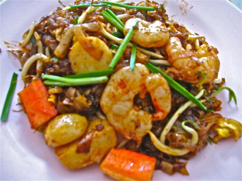 Char Kuey Teow Penang
