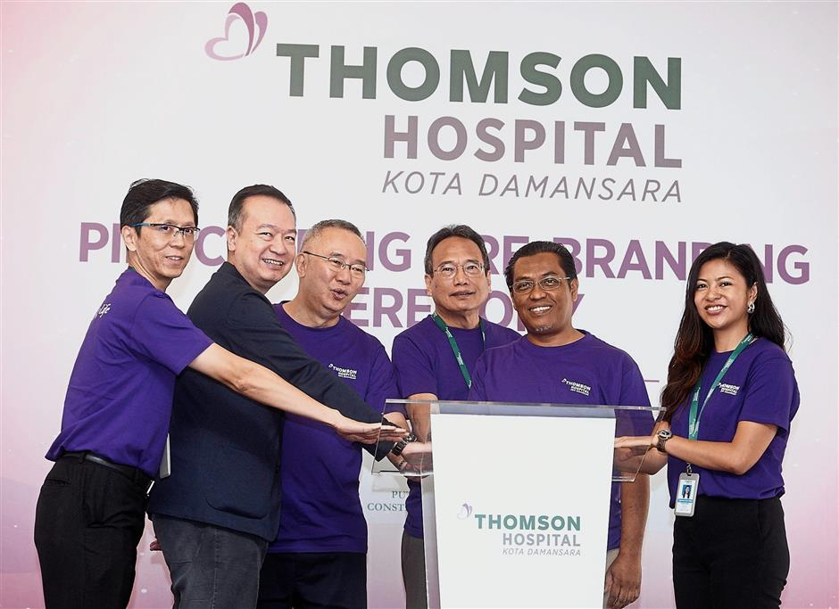 Medical centre undergoes rebranding exercise | The Star Online