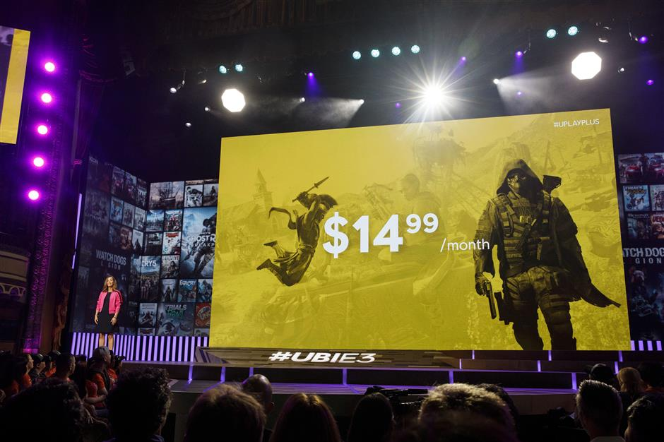 E3 2019: Ubisoft plays into streaming trend at videogame