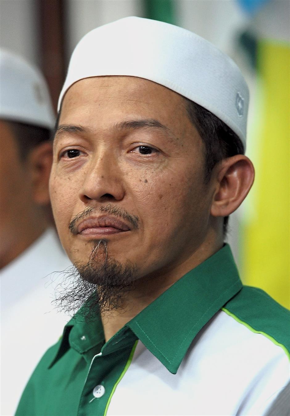 PAS loyalist: Nik Abduh is the imcumbent Pasir Mas MP.