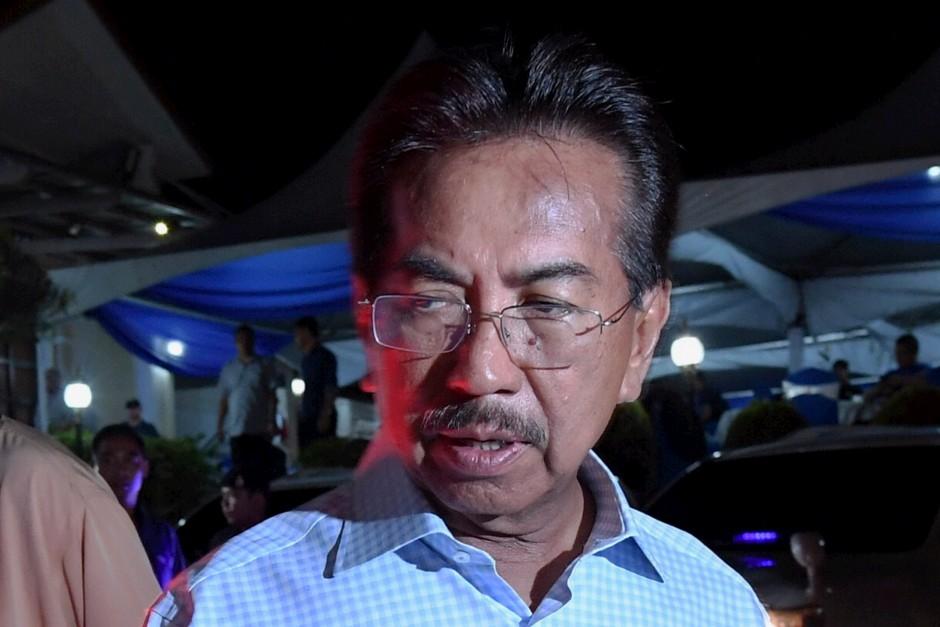 Tan Sri Musa Aman. u2013 Bernama