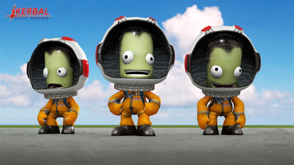Kerbal Space Program: Game of science | The Star Online