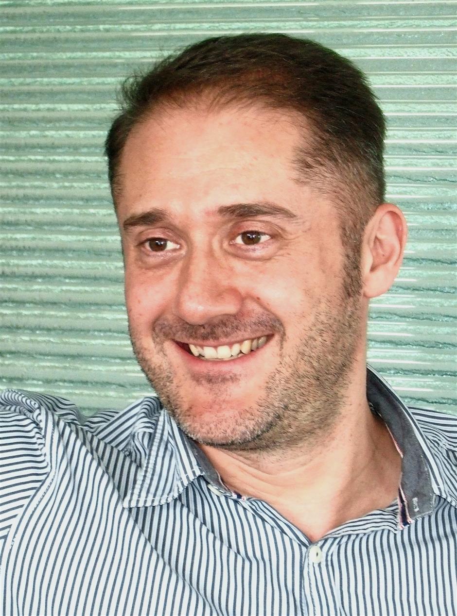 IQ Group chief executive officer Daniel Beasley
