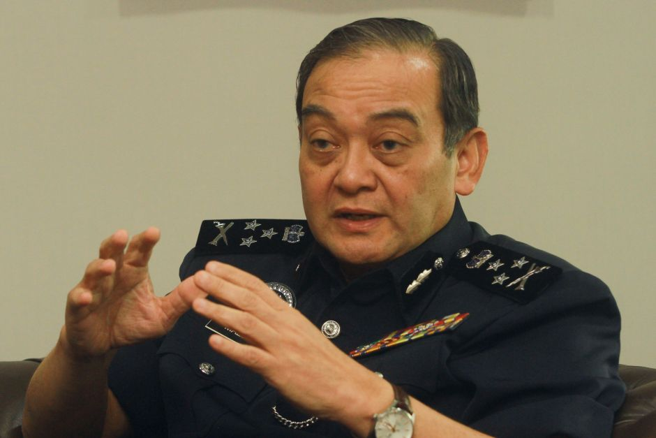 Deputy Inspector-General of Police Datuk Mazlan Mansor. u2013 Bernama
