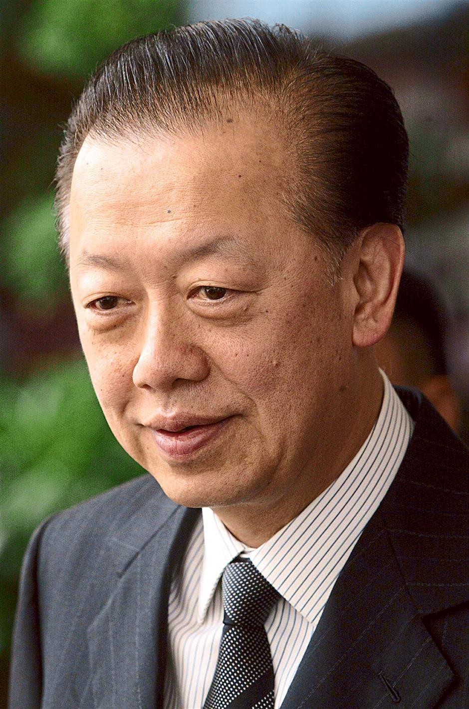 Tan Sri Quek Leng Chan