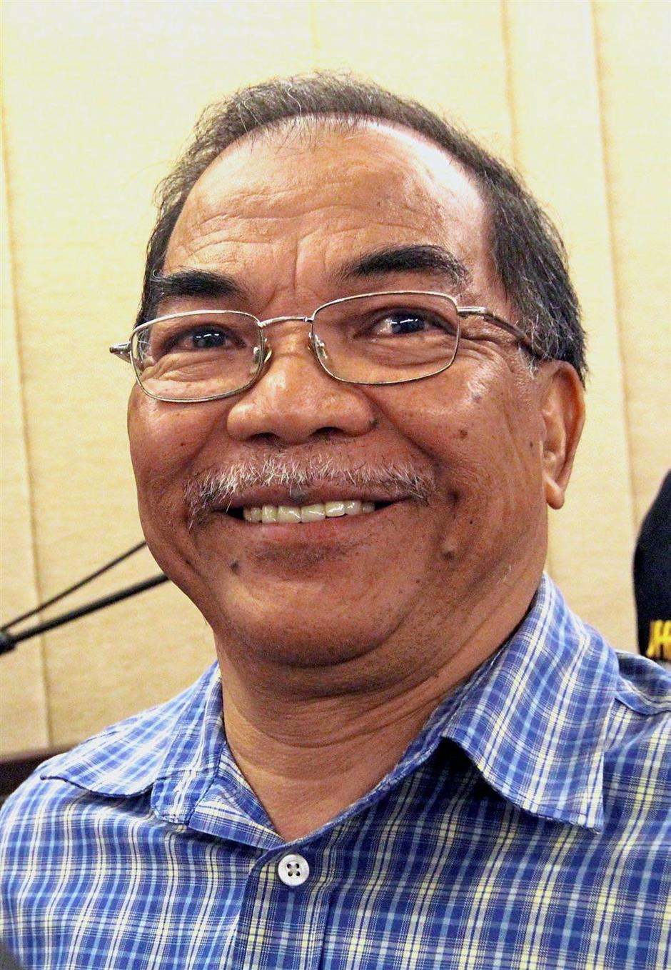 Opposition top man: Fauzi is PKR's choice to become the mentri besar.
