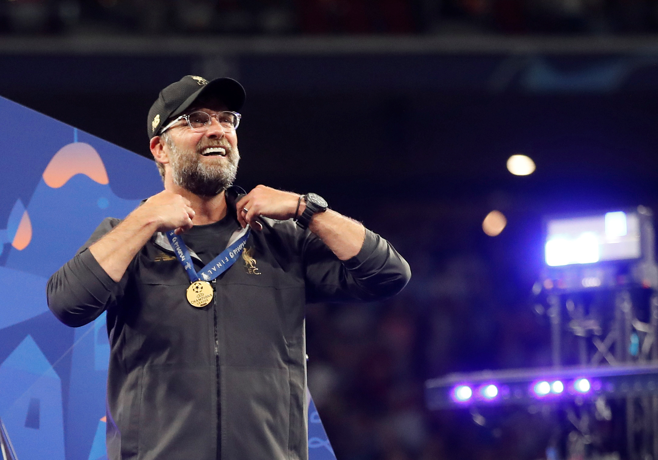 Champions League glory impossible without Klopp, says