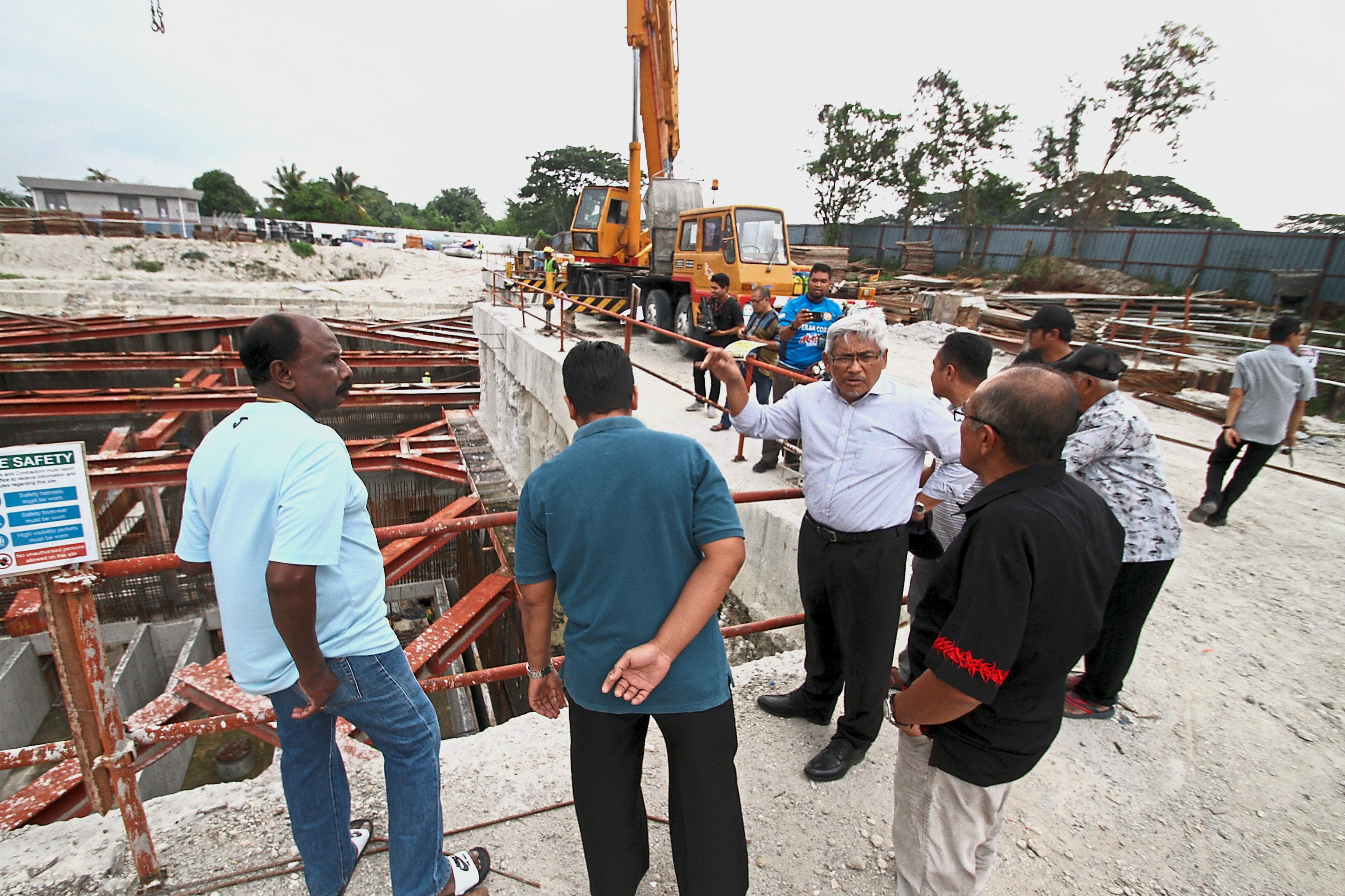 Residents seek assurance over sewerage project | The Star Online