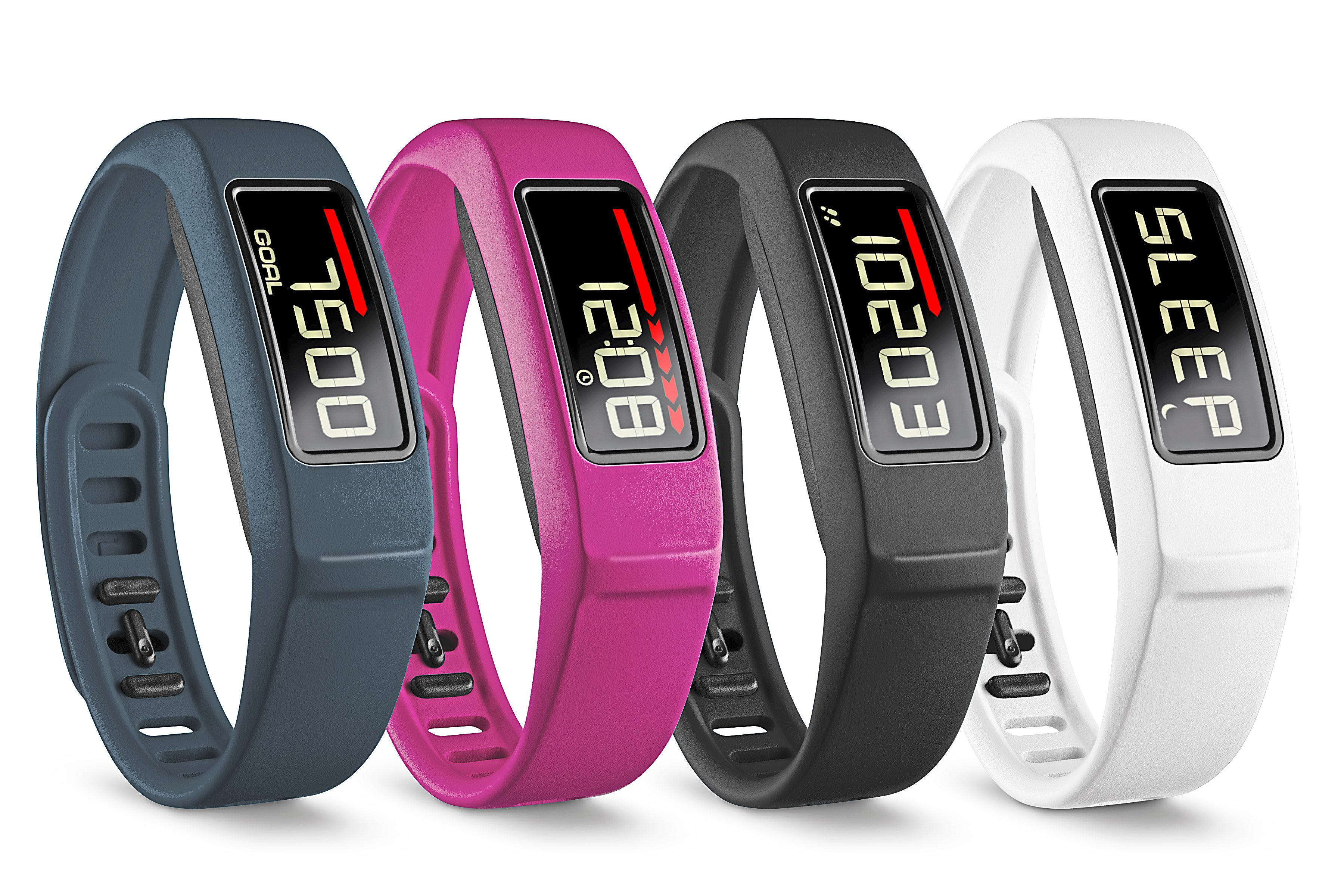 Track yourself: the Garmin Vivofit 2 is a pretty full-featured fitness tracker