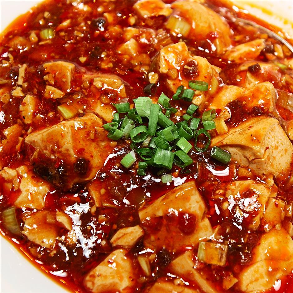 The Sichuan Mapo Tofu is a must-try dish during the promotion.