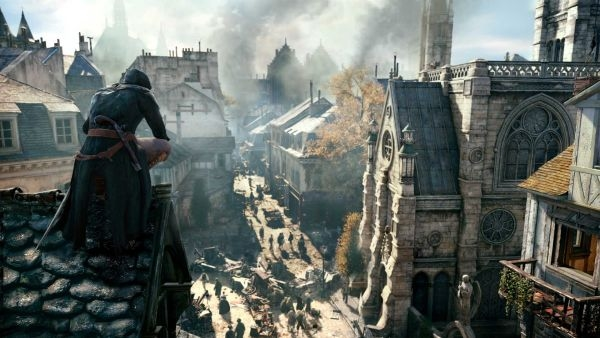 Assassin's Creed: Unity trailers explore narrative and