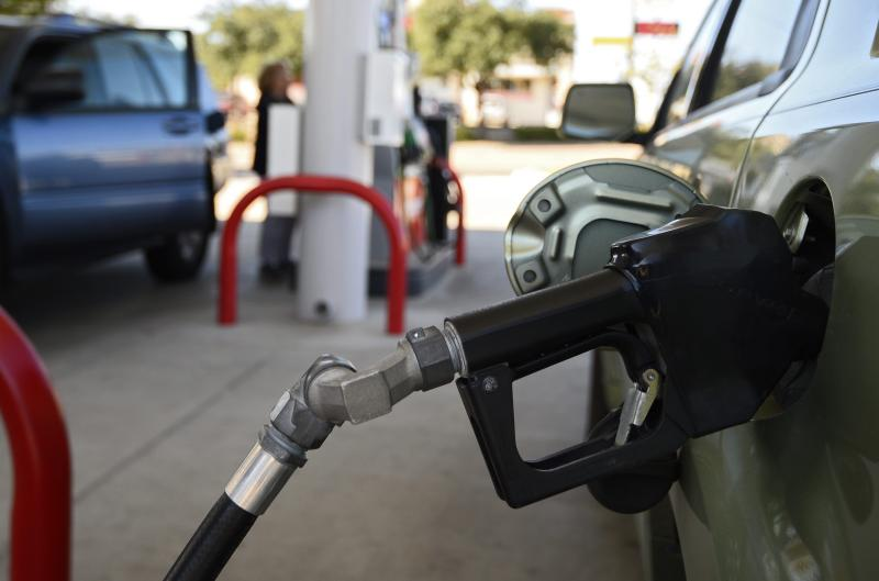 Oil prices are edging lower in Asian trade Tuesday on expectations the US Federal Reserve will scale back its stimulus programme - EPA Photo.