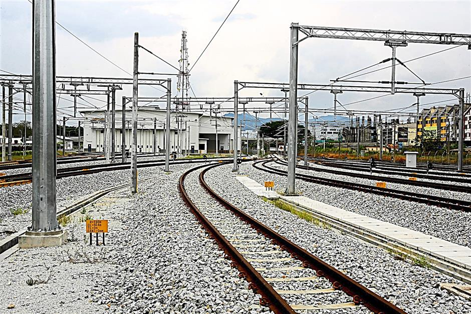 Seremban has benefitted immensely from the double tracking and electrification project - which has since been extended to Gemas - as more people and goods can be ferried from these points to other parts of the country.