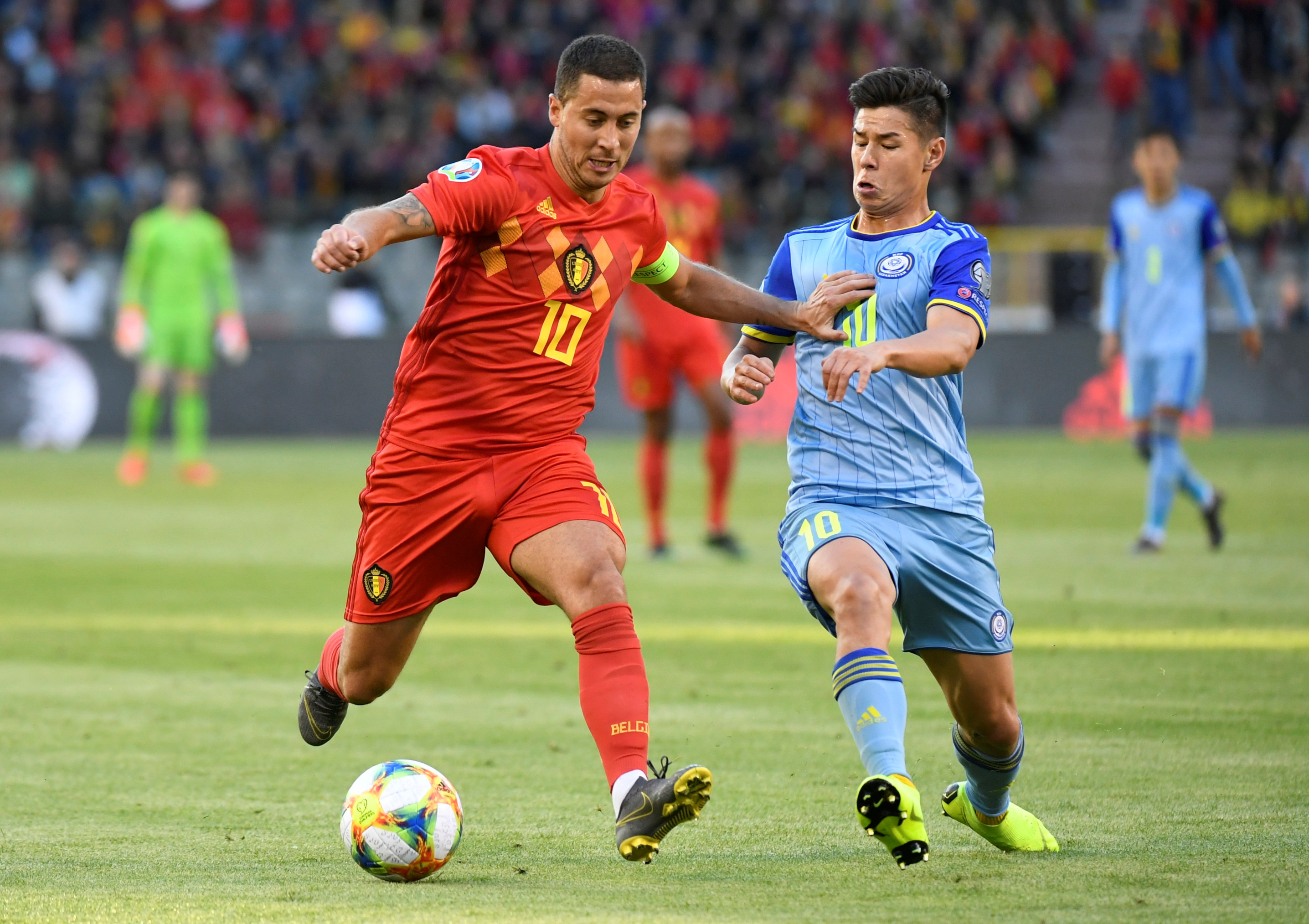 Belgium top Group I with 100 percent record | The Star Online