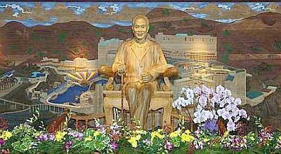Memorial Hall Set Up In Genting In Honour Of Lim Goh Tong The Star