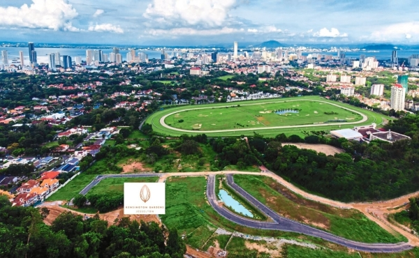 The unique Kensington Gardens project in Penang will be unveiled at the fair.