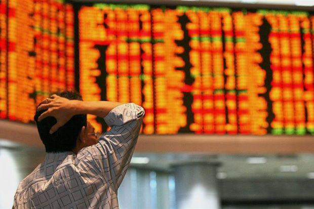 The world's worst major stock market is really, really