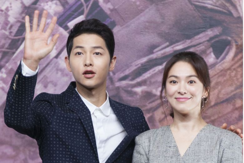 song hye kyo slammed for having good time at ritzy events after