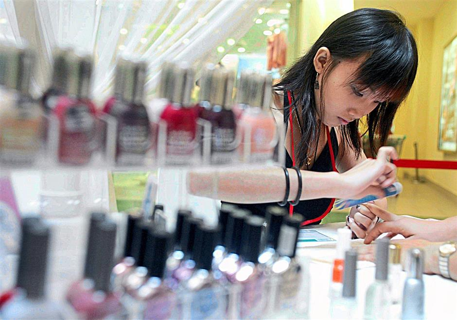The overall beauty industry offers many job opportunities.