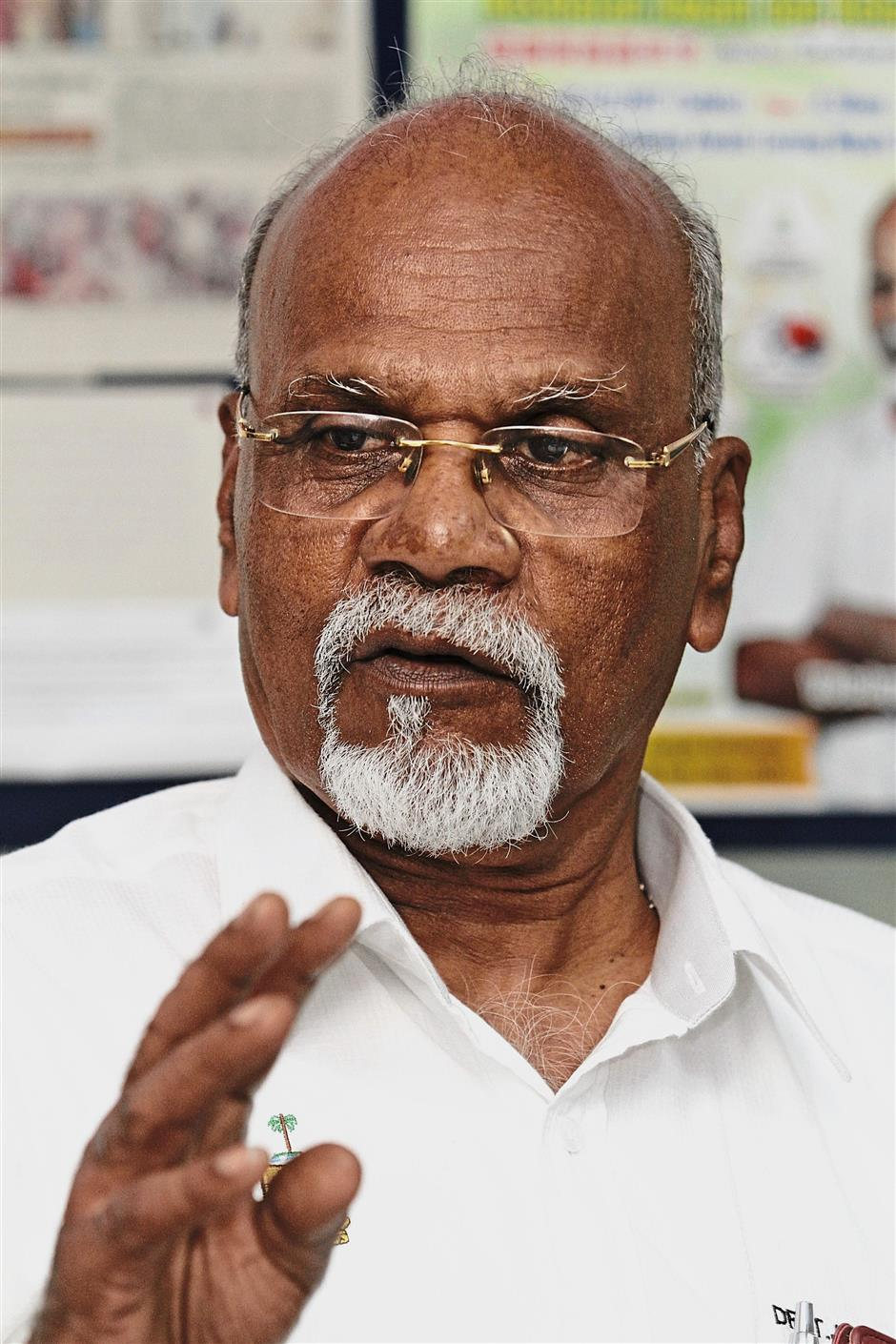 Dr Jayabalan has proposed the formation of a caucus to give ideas and to keep watch on the state government on matters such as environment, floods and housing.