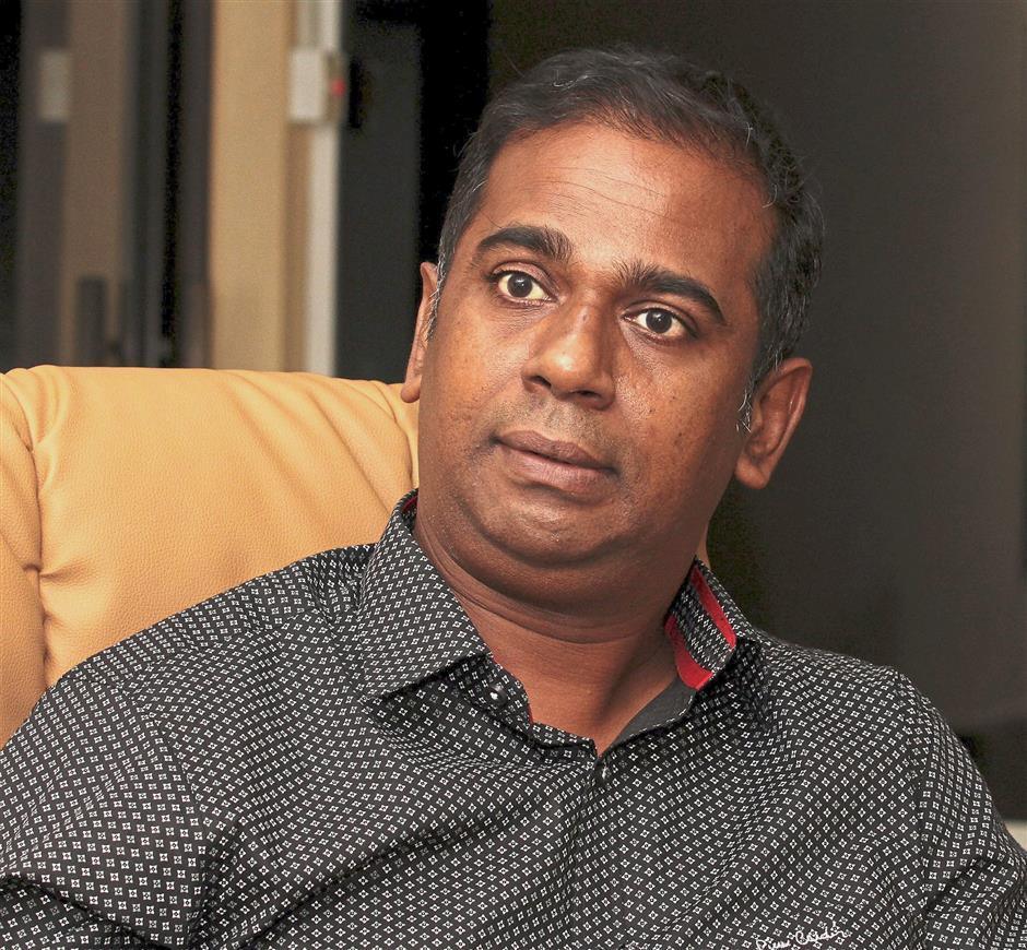 Maxvue Vision Sdn Bhd chief executive officer Selvam Kanniah.
