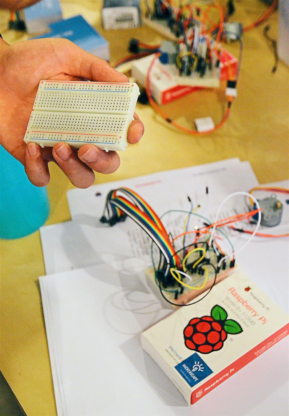 Mini wonder: Raspberry Pi is a programmable single-board computer which is used to teach newbies the basics of computing.
