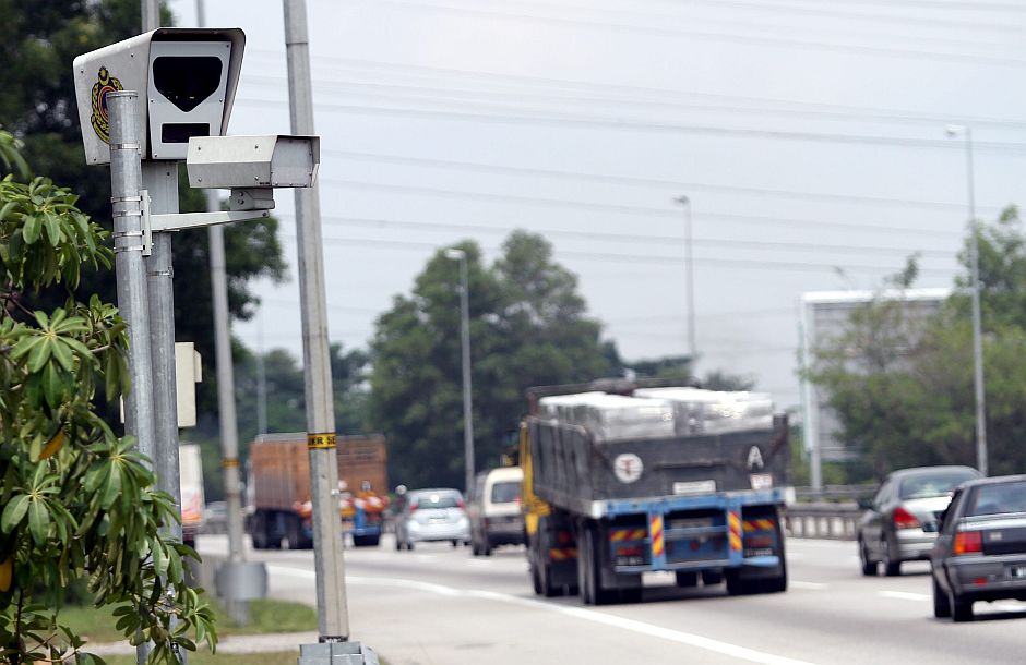 Traffic police preparing to take over AES next year | The