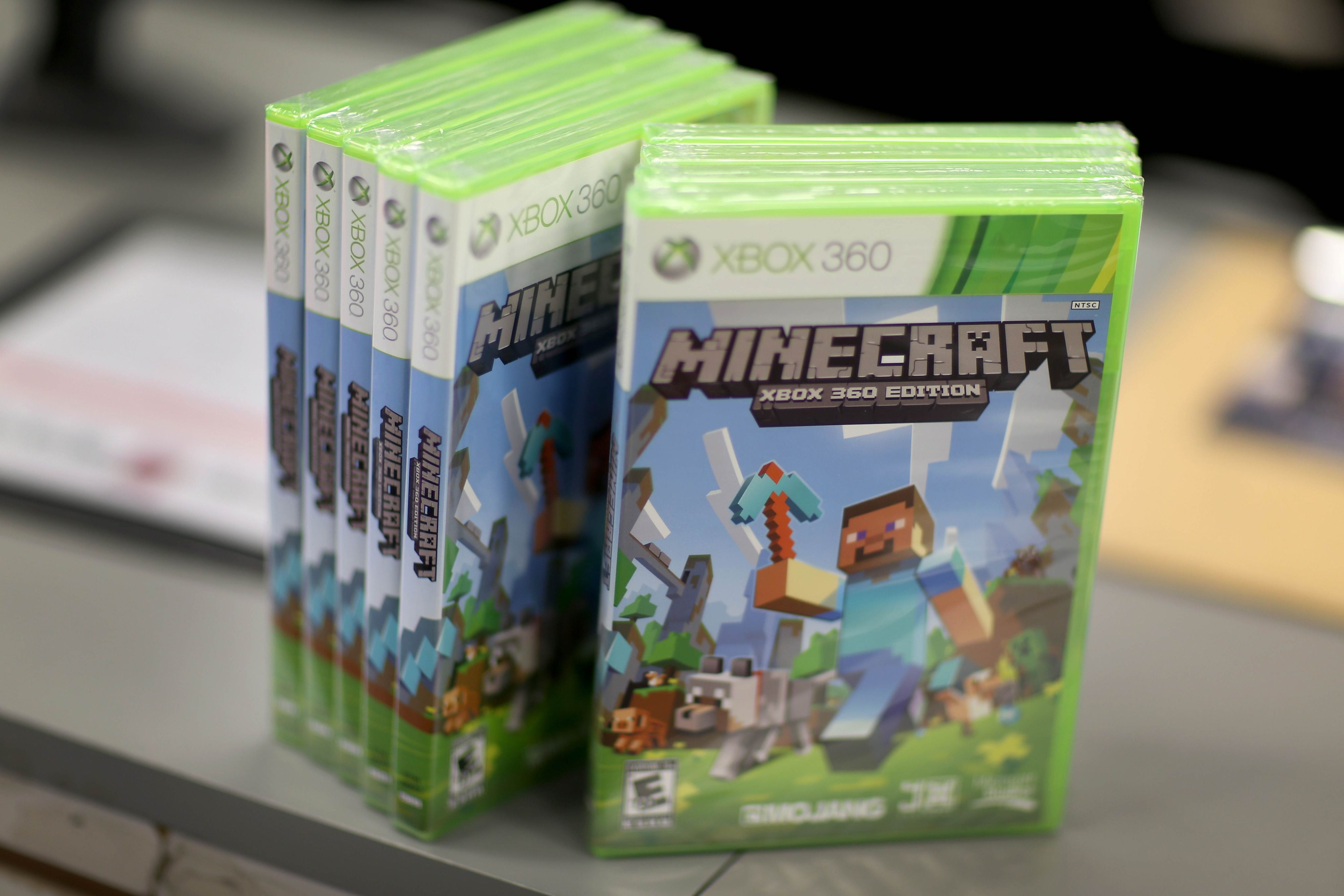 Microsoft teases Minecraft augmented-reality news for May 17