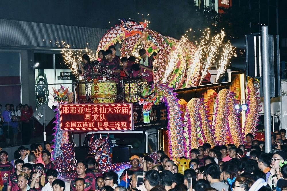 Image result for chingay parade johor
