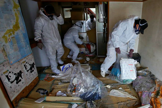 Cleaning up Japan's 'lonely death' apartments | The Star Online