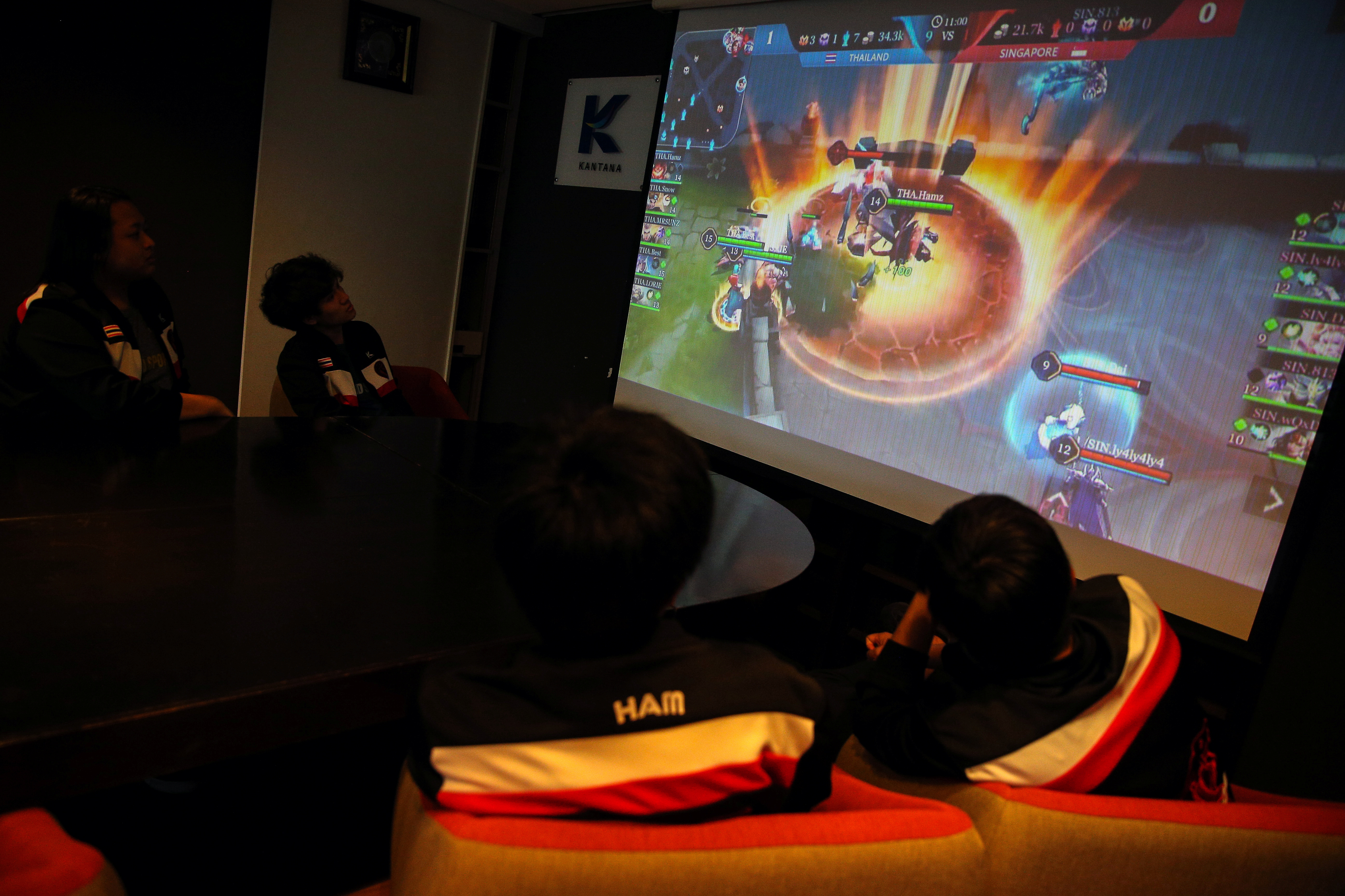 At Asian Games, the battle for South-East Asia's eSports