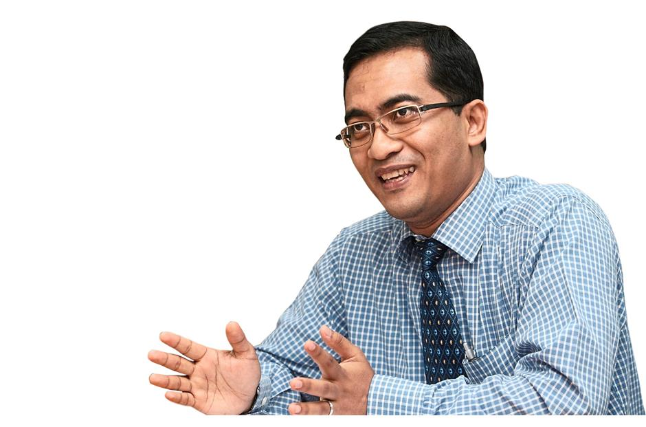 Dr Muhammad Muhsin says that technology, in particular smartphone, can give both good and bad outcomes towards one's mental health. — SIA HONG KIAU/The Star