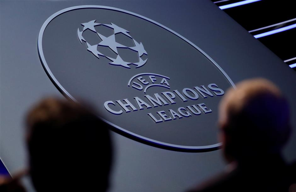 Uefa Champions League Official Broadcasters