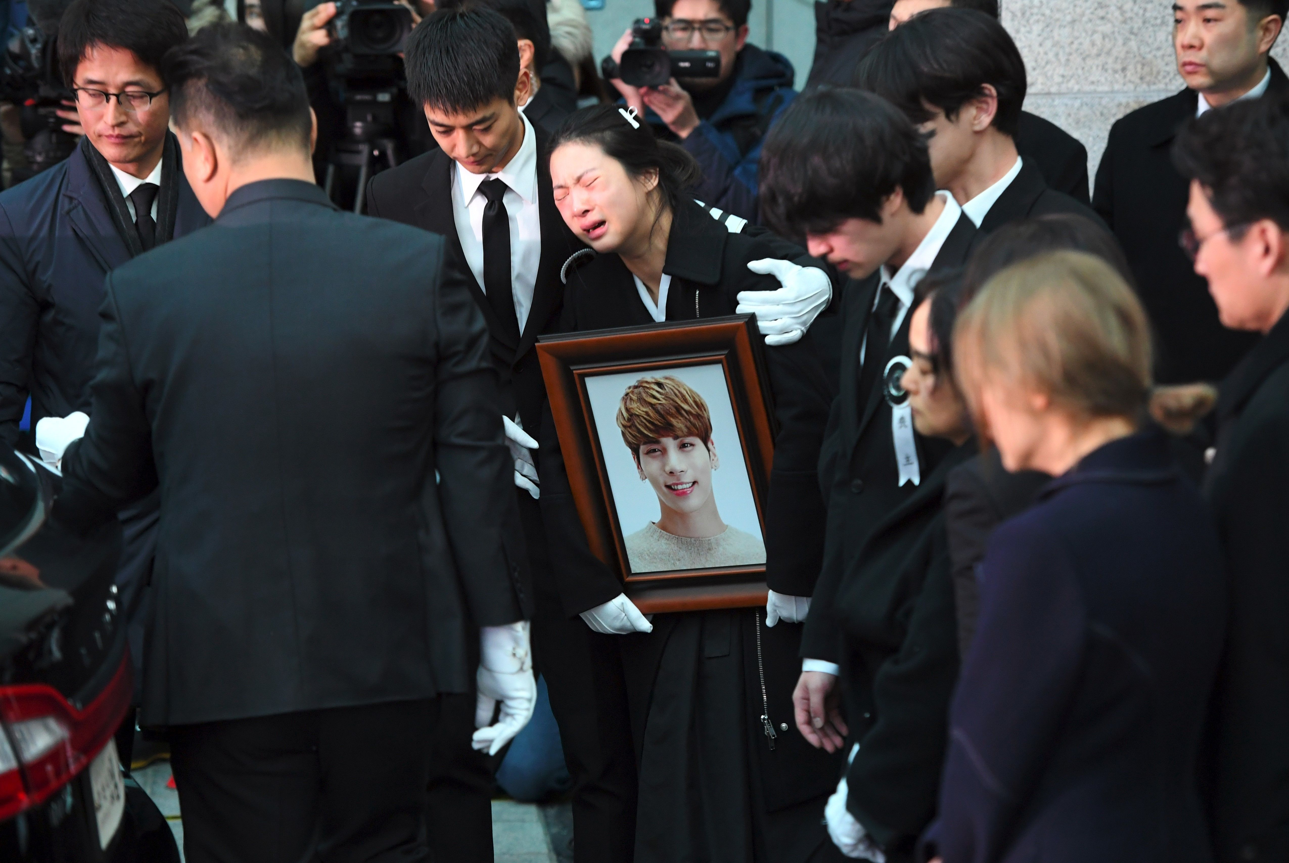 Star's suicide highlights dark side of the K-pop dream | The Star Online