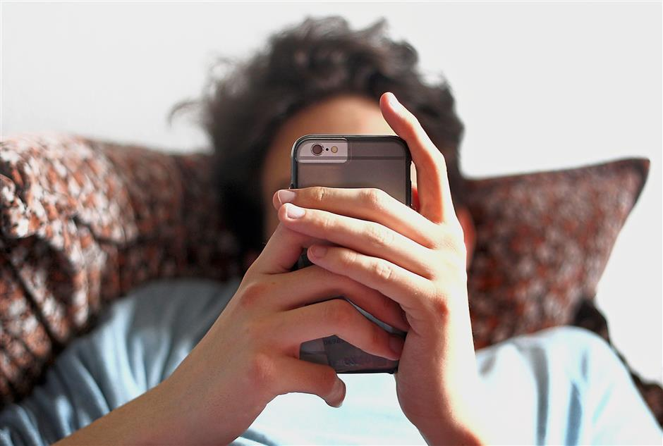 Technology is how teenagers maintain relationships so Nolan advises parents to discuss and find healthy ways to use it. — dpa