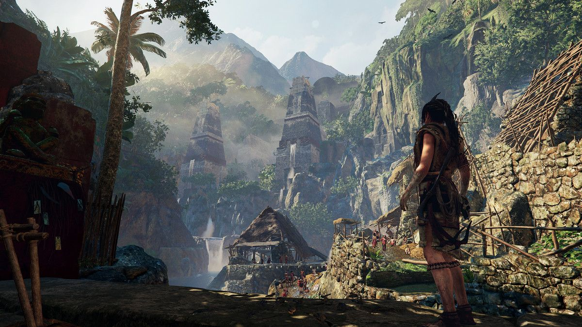 Weekly PC download charts: Shadow of the Tomb Raider
