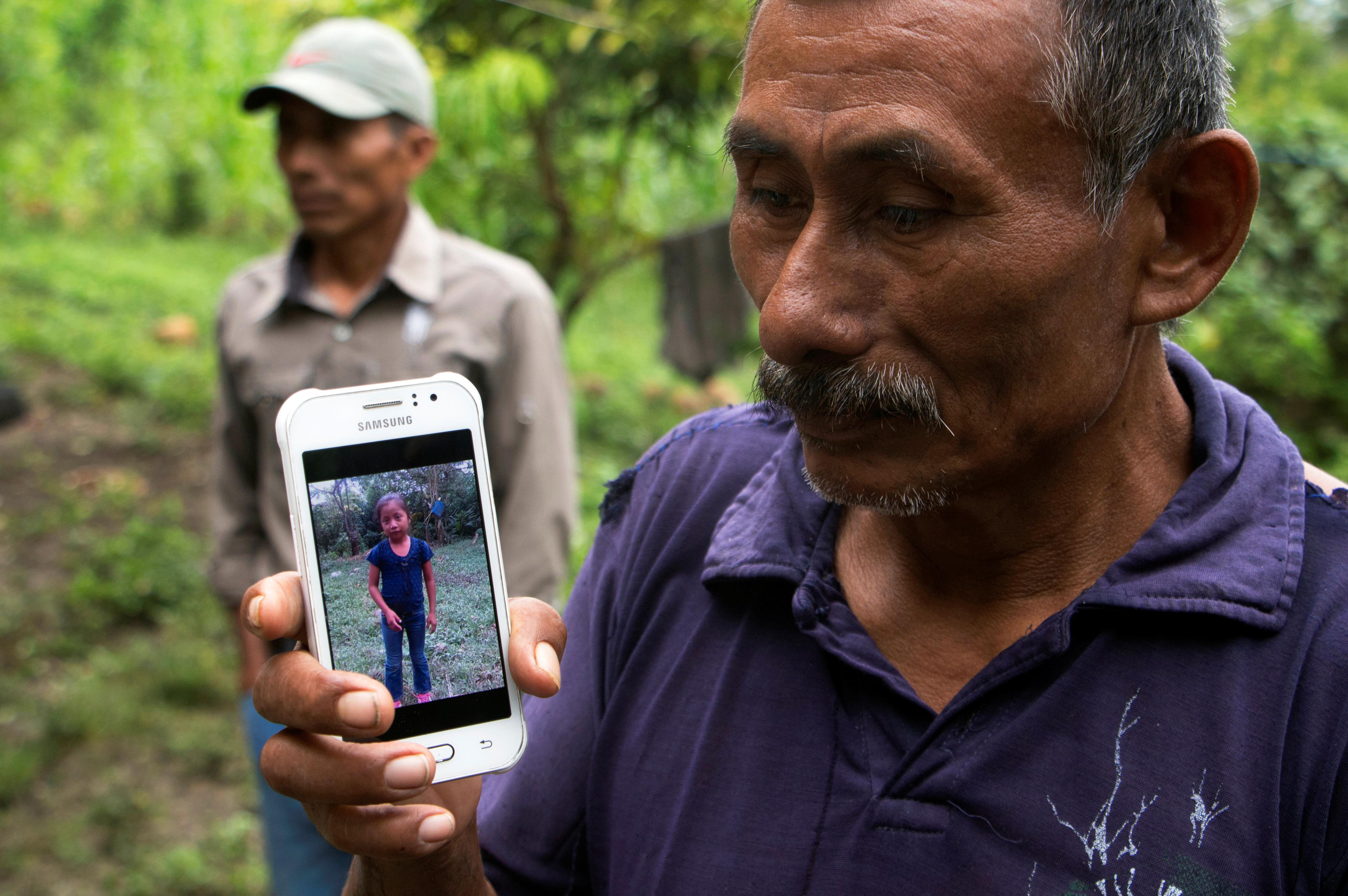 Dead Guatemalan girl dreamed of sending money home to poor