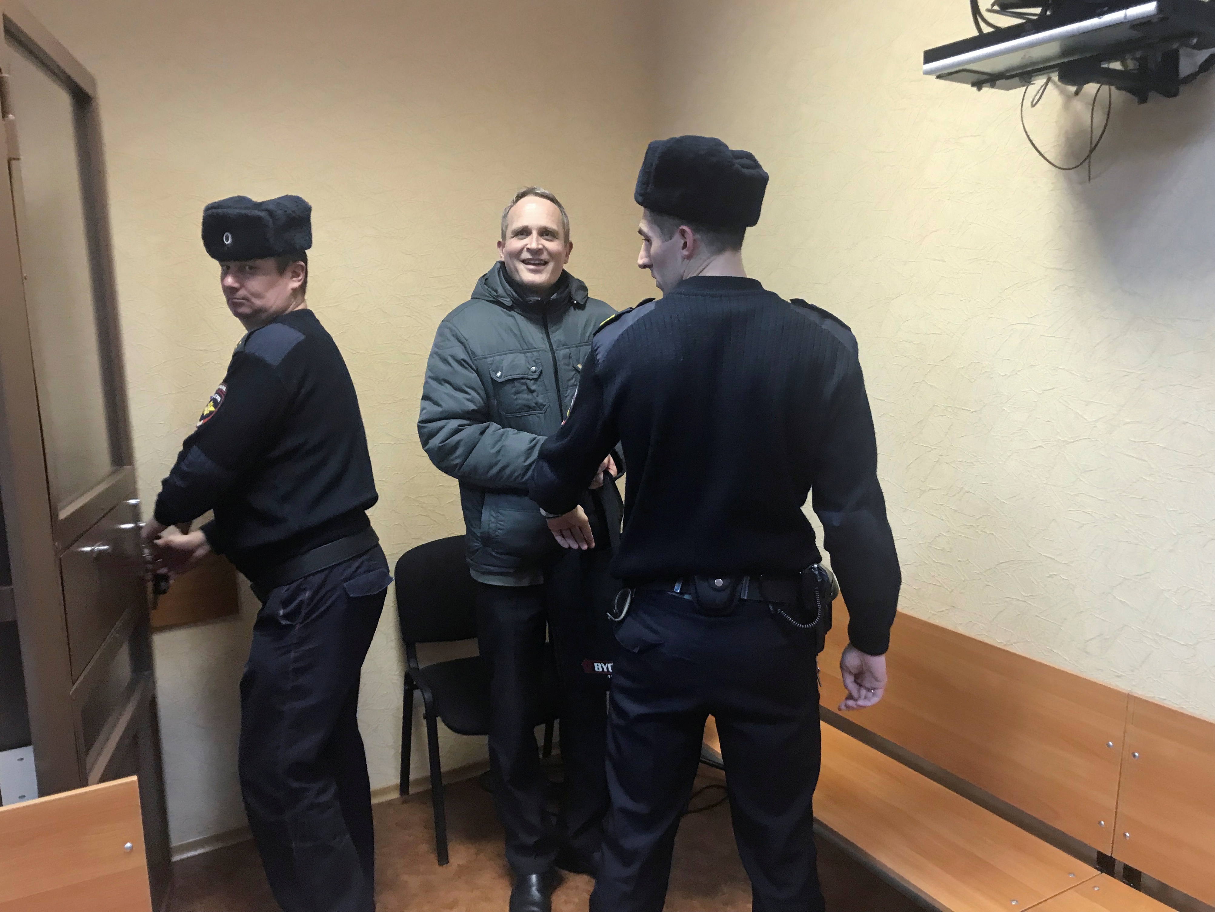 Cast In Russia As Enemy Within Jehovahs Witnesses See