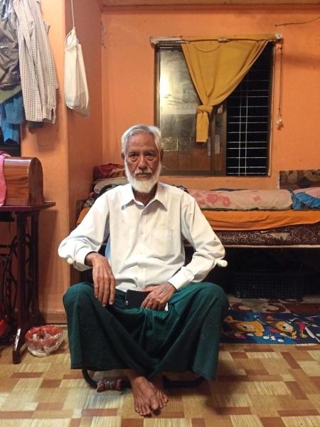 Saharah, who is a Maranao Muslim, owns a jewellery shop in Manila. — Photos by Team Ceritalah