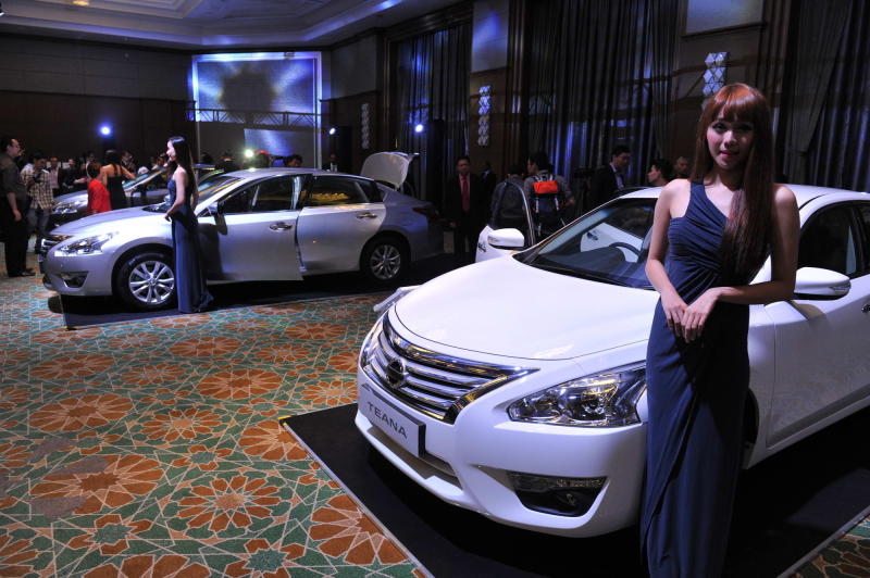 The new Nissan Teana, just launched by Tan Chong Motor, carries an OTR price tag starting from RM139,800.