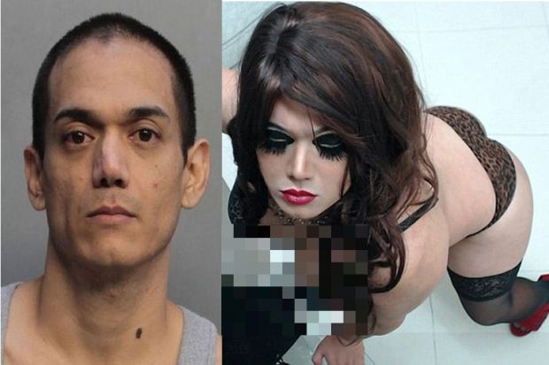 Real sex man and woman