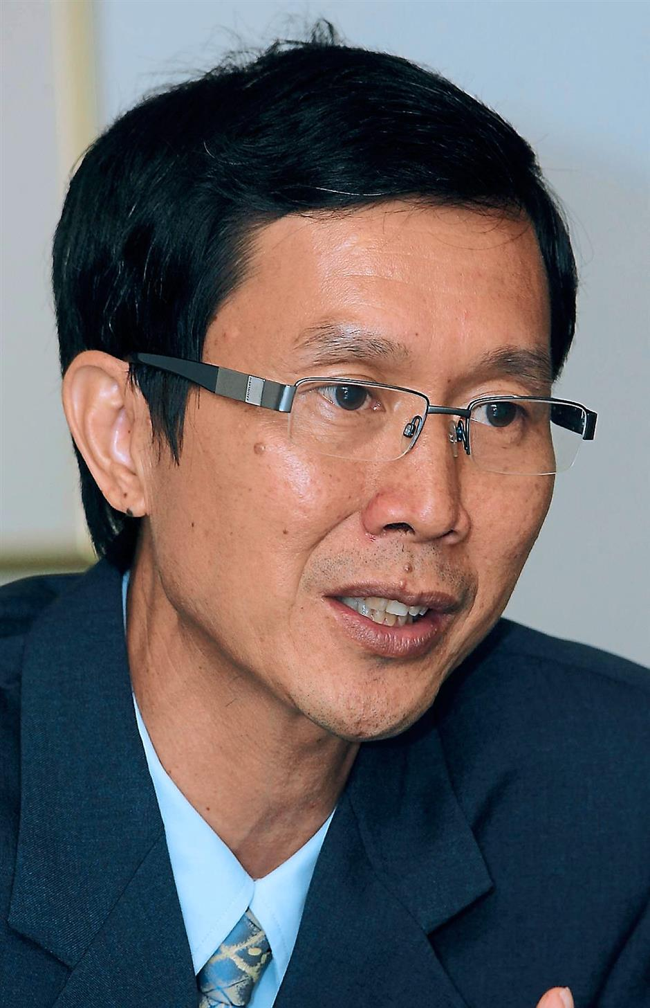 Careplus Group Bhd executive director/group chief executive officer Lim Kwee Shyan