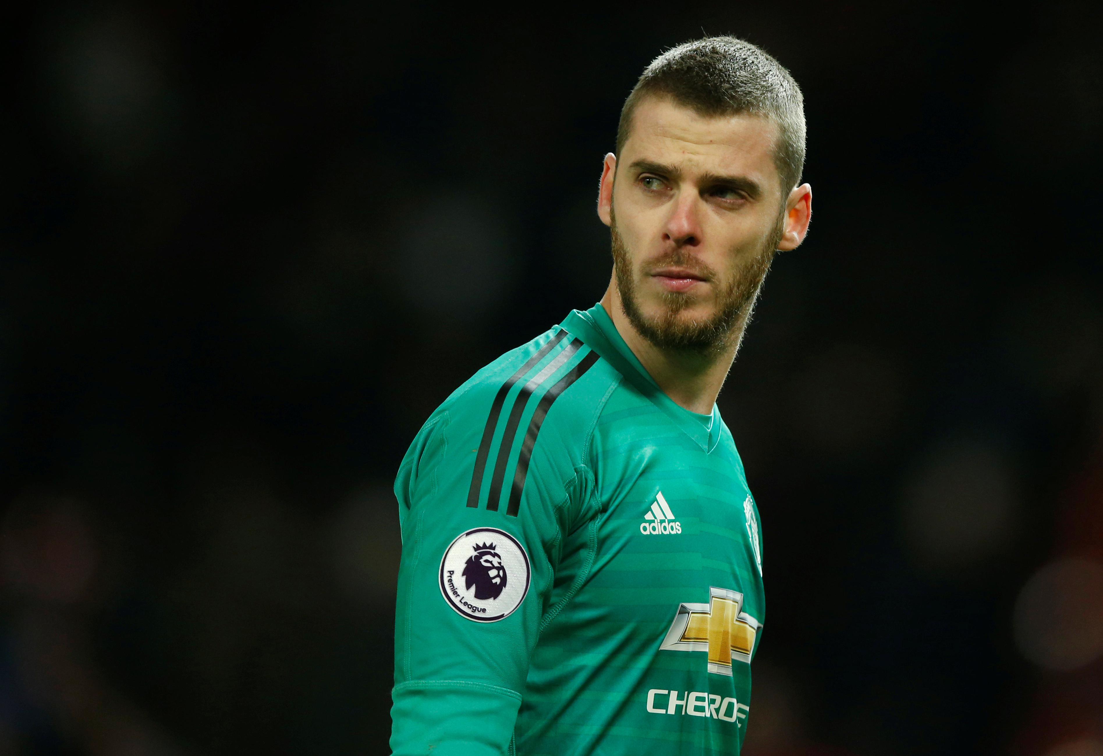 finest selection 750b0 cdc51 World's best keeper' De Gea wants to stay says Mourinho ...