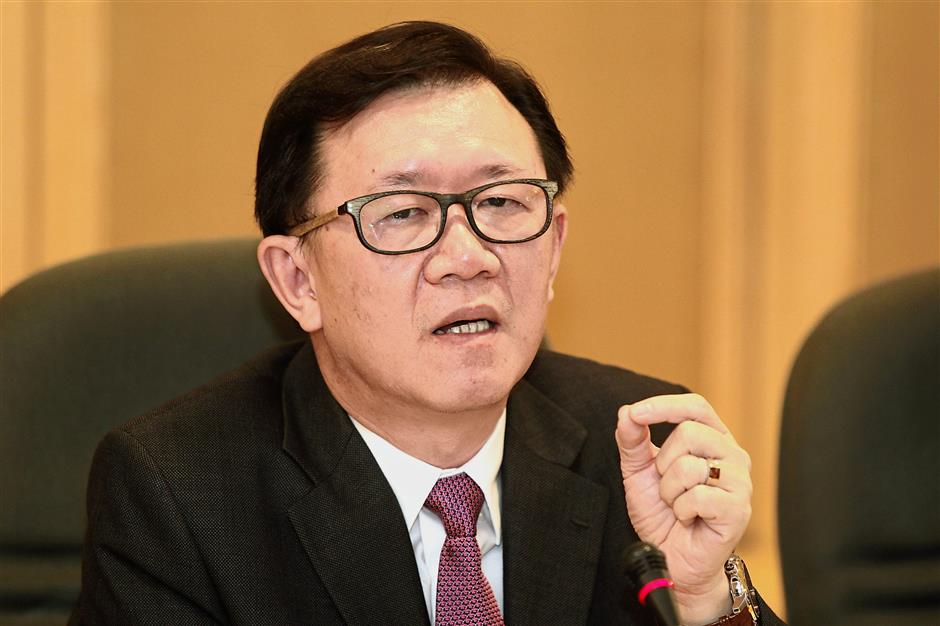 Lee: We will have to wait and see if Pakatan will table a new budget.