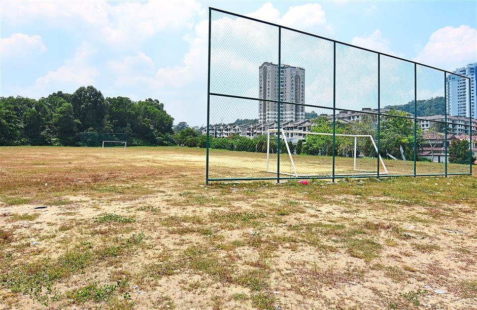 Recreational: Works on building a new stadium at Jalan Perdana 6/2, Pandan Perdana will begin in June.