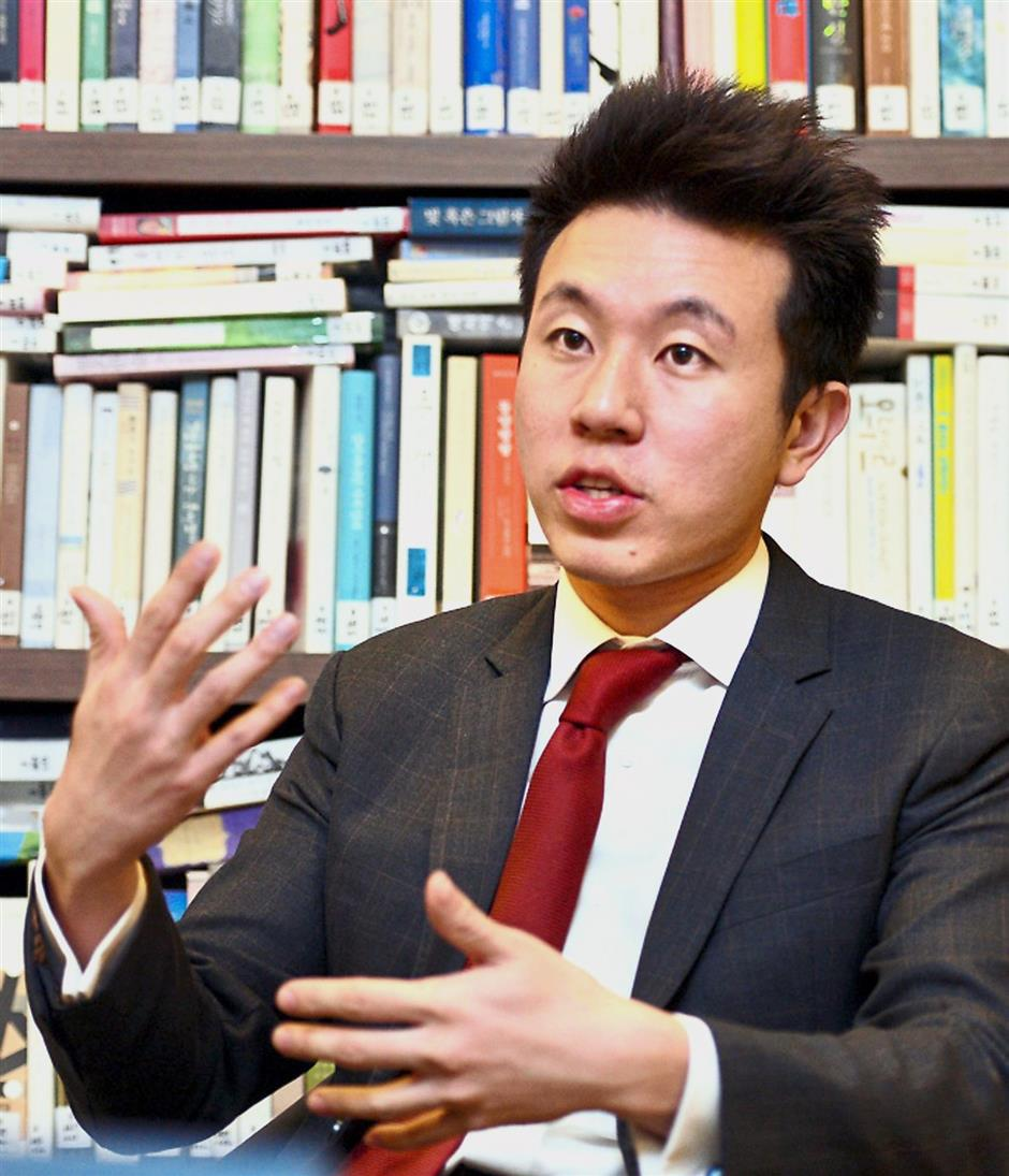 A step further: North Koreans are developing more sophisticated business ideas, says See. — The Korea Herald