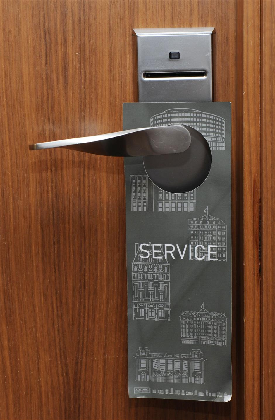 Your hotel room's electronic door lock can be hacked | The Star Online